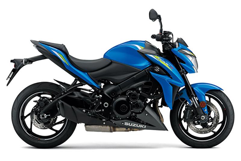 GSX-S1000 Y/Z